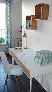 location studio meubl lyon monplaisir appartement meubl lyon part dieu. Black Bedroom Furniture Sets. Home Design Ideas